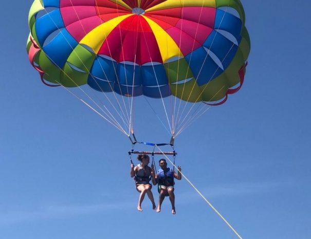 3.parasailng